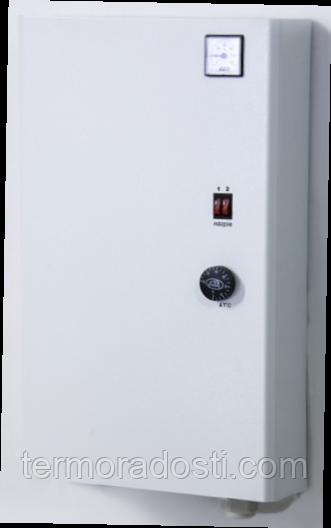Проточный водонагреватель Днипро КЭО-П 18 кВт /380
