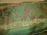 Комплект подушек  Рельеф зелень , 5 шт , фото 3