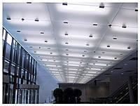 Стекло для потолка с подсветкой