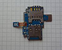 Разъем / коннектор SIM Samsung I9070 со шлейфом Original