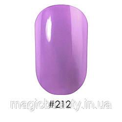Лак для ногтей Naomi № 212, 12 мл