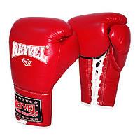Боксерские перчатки PRO REYVEL кожа 12 oz
