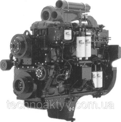 Двигатели Cummins QSK19