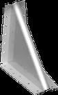 Угловая опора KNAG 125х125х2,0