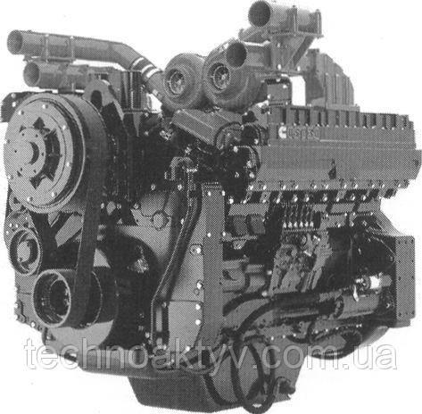 Двигатели Cummins QST30