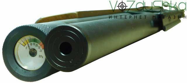 ствол и манометр винтовки spa p10