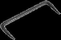 Скоба строителбная (арматурная) 300х60х10 мм