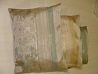 Комплект подушек  Арда оливково песочные , 3 шт, фото 1
