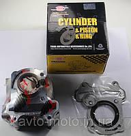 Цилиндр в сборе скутера GY6-50 см3 d=39mm ТММР