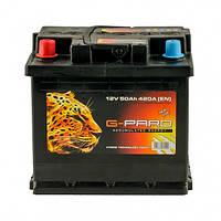 Аккумулятор G-Pard Standart 50 Ah (1) 420A L+