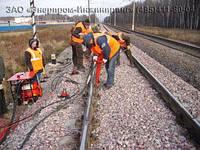 Ручной , механический, гидравлический и электрический инструмент для ремонта железнодорожных путей