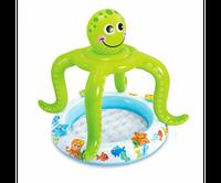 "Детский бассейн ""Smiling Octopus Shade Baby Pool"" Intex 57115"