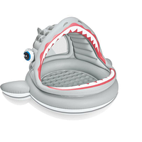 """Детский надувной бассейн Intex 57120 """"Акула"""""""