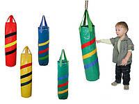 Боксерская груша для детской площадки