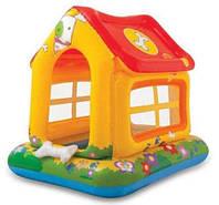 Детский надувной домик  Intex (57429) 142-117-122 см