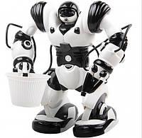 """Интерактивный робот """"Roboactor"""" ТТ 313 на радиоуправлении ***"""