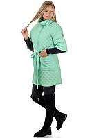 Весенняя куртка стеганная копия ELISABETTA FRANCHI 818