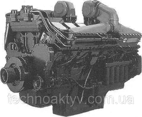 Двигатели CumminsK38/50, K1500E, K2000E