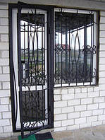 Решетчатые двери Киев