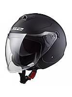 Шлем LS2 OF573 TWISTER SINGLE MONO, MATT BLACK, S