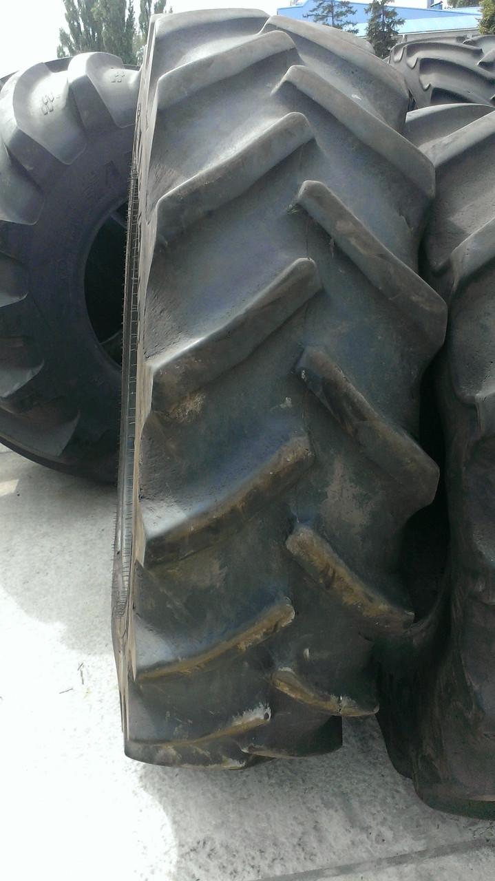 Шины б/у 520/85R42 (20,8R42) GoodYear на трактора NEW HOLLAND, MASSEY FERGUSON