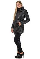 Весенняя стеганная куртка FANGRUVI 1092