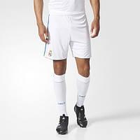 Мужские шорты футбольные Adidas Real Madrid Home BR8705 - 2017/2