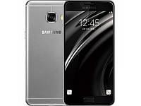Смартфон Samsung Galaxy C5 (c5000) 4/32gb Grey Qualcomm Snapdragon 617 2600 мАч