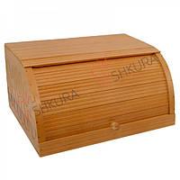 Хлебница деревянная 07