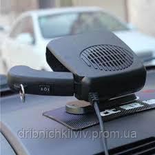 Автомобильный обогреватель салона от прикуривателя 24 В