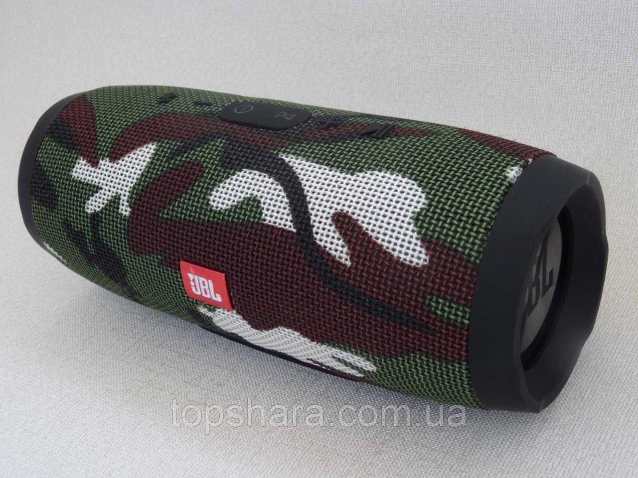 Колонка портативная, акустика Bluetooth JBL Charge 3 Portable Wireless Speaker