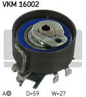 Ролик натяжной ГРМ 1.2 16V SKF VKM 16002