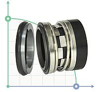 Механическое уплотнение BS2100-32/EPDM/L3