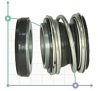Торцевое уплотнение для насоса BSMG1-25/EPDM/SS304 G60
