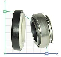 Торцевое механическое уплотнение для насоса BS301-22L/NBR/SS304