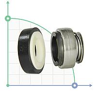 Торцевое механическое уплотнение для насоса TS301-14L/NBR/SS304