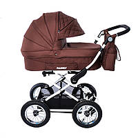 Универсальная коляска TILLY Family 2в1 Brown