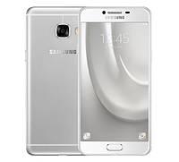 Смартфон Samsung Galaxy C5 (c5000) 4/64gb Silver Qualcomm Snapdragon 617 2600 мАч