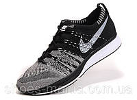 Мужские кроссовки Nike Flyknit Trainer black-white