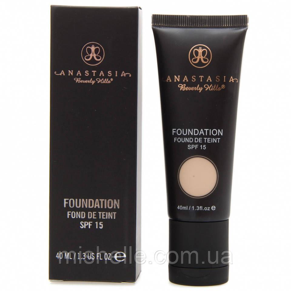 Тональний крем Anastasia Beverly Hills Foundation SPF 15 ( Тональний крем Анастейша)