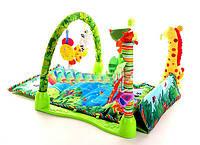 Развивающий коврик для малышей JDL (555-2)
