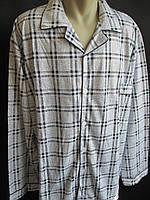 Пижамы мужские из плотного трикотажа.