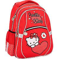 Школьный рюкзак детский ортопедический Kite Hello Kitty HK17-523S