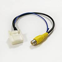 Тойота відео кабель камери заднього виду для штатної магнітоли, фото 1
