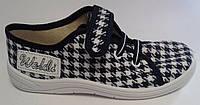 Обувь для девочек Текстиль Кед 2 152-492(36) Waldi Украина