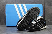 Мужские кроссовки Adidas Daroga черного цвета