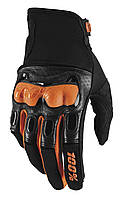 Мото перчатки Ride 100% Derestricted Glove Black/Orange, XL (11)