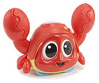 Интерактивная игрушка серии Исследователи океана ПОЙМАЙ МЕНЯ, КРАБИК Little Tikes (638510)
