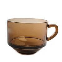 Кружка суповая 600мл стекло Bronze Pasabahce 55303BR