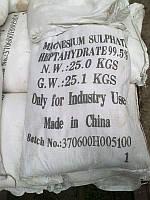 Сернокислый магний 7-водный 25 кг